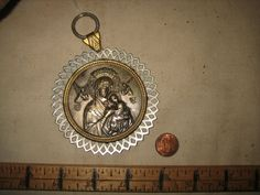 Our Lady Of Perpetual Help or Divine Succor W/ by  TowerOfIvory https://www.etsy.com/listing/173293427/our-lady-of-perpetual-help-or-divine?ref=shop_home_active_24