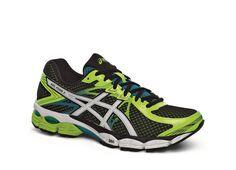 8bc8e8d21 Asics Gel-Flux 2 Carbon/Lightning-Red Men's Running Shoes T518N-7491 | eBay