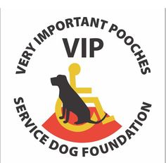 VIP Service Dog Foundation  www.VIPServiceDogFoundation.com