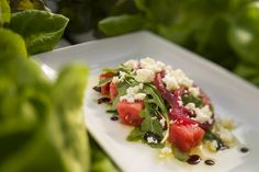 Watermelon Salad - Florida Fresh - World Showcase Promenade