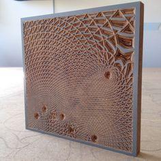 Bonitum CNC V-Bit carve