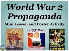 The war in the pacific reading worksheet free to print pdf this world war 2 mini lesson is on home front propaganda from gumiabroncs Gallery