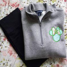 Pretty Little Monograms hoodie!