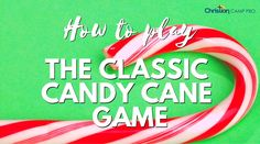 How to Play the Classic Candy Cane Game - A perfect game for little kids that won't really require a lot of items to be prepared. Just prepare a pile of candy canes on a table with a big bowl beside it. Christmas Games For Girls, Xmas Games, Printable Christmas Games, Holiday Games, Christmas Gifts For Boyfriend, Holiday Foods, Fun Games, Candy Cane Game, Candy Canes