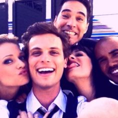 Criminal Minds Cast :)