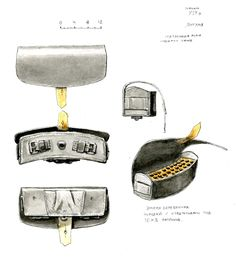 Leather, Military Uniforms, Urban, Patterns