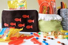 TUTORIAL: Candy Bags (zippered pouch) | MADE