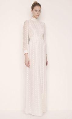 Vestidos de novia (Inspiración) // Wedding dress (Inspiration) Lineas simpres WOW!!! maravilloso vestido de novia #vestidodenovia #noviaromantica #bodaromantica