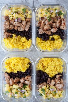 Top 10 healthy meal-prep chicken recipes that take under 30 minutes to make. These recipes are healthy, fresh and full of flavor and make great lunches, dinners, or mid-day snacks! Meal prepping i…