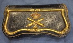 Cartucherín Artillería 1909-31 Oficial