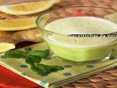 Suco Simples para eliminar gordura e colesterol