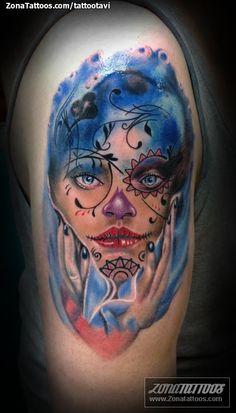 Tatuaje de / Tattoo by: tattootavi | #tatuajes #tattoos #ink