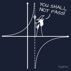 """You Shall Not Pass!!"" - Gandalf Math"