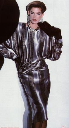 Vogue Paris September 1984 Haute Couture