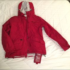 limelight Jackets & Coats - Limelight Women's Snowboard Jacket, Red, Small