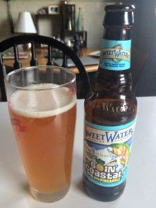 SweetWater Brewing Company 'Goin' Coastal'
