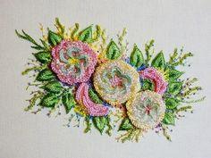 Бразильская вышивка  ( Brazilian  Dimensional  Embroidery ) – это разновидность европейской счетной рельефной вышивки, выполненная особы...