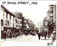 St James st Brighton 1926