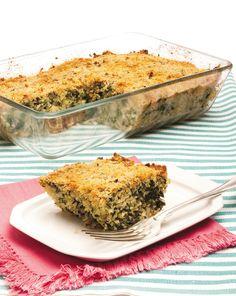 Sformato di quinoa #ricetta #veg