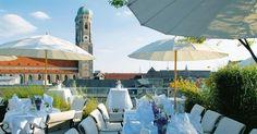 Das sind die 7 schönsten Dachterrassen in München