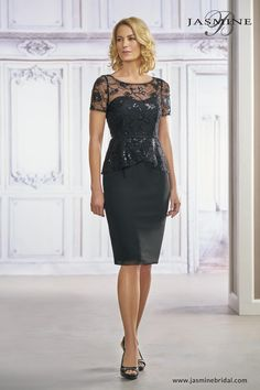 c10c56e55ee6 Black Label by Jasmine M190005 T Carolyn, Formal Wear, Best Prom Dresses,  Evening Dresses, Plus Sizes, Gowns Mother at the wedding.
