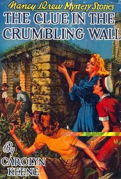 #22 - The Clue In The Crumbling Wall