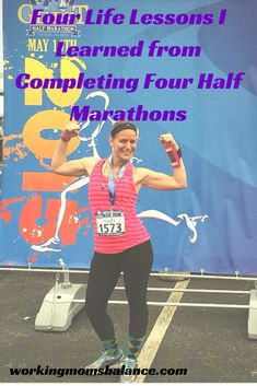 4 Life Lessons I learned from completing 4 Half Marathons-- 4 life lessons learned from running 4 half marathons. Best self. Lessons Learned In Life, Life Lessons, Half Marathon Training, Marathon Running, Photo Food, Thing 1, Running Tips, Nike Running, Postpartum Recovery