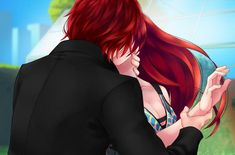 Épisode 28 💘 Castiel x Liadake 😍❤ Anime Sexy, Anime Guys, Castiel Fanart, Armin, Fanfiction, Yandere Simulator Memes, Sugar Love, My Candy Love, High School Life