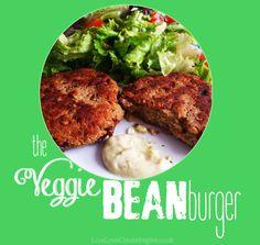 the Veggie Bean Burger 2