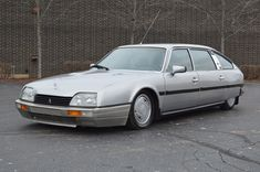 Looong Wheelbase: 1986 Citroen CX 25 Prestige in the USA