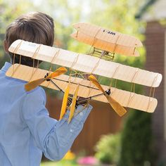 Hermanos Wright, Wright Flyer, Outdoor Fun, Outdoor Decor, Planes, Kites, Attic, Trains, Ships