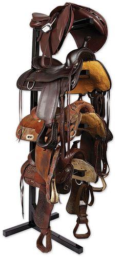 Tack-Room Organizers   Horse&Rider