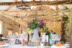 Sparkly Wenmans Barn Image captured by Squib Photography ©