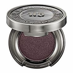 Urban Decay Eyeshadow in Busted - deep brown shimmer #sephora