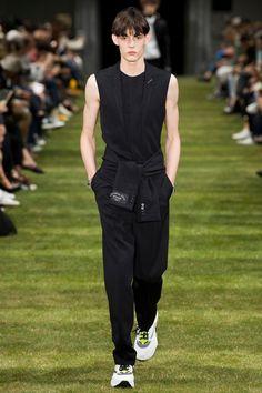 Défilé Dior Homme Printemps-été 2018 3