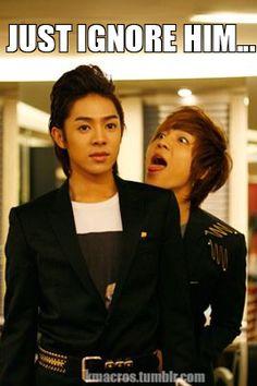 Xander and Soohyun of UKISS xD