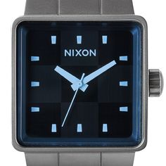 The Quatro watch by Nixon. Available at Dezeen Watch Store: www.dezeenwatchstore.com