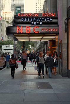 NBC STUDIOS / NYC