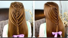 1 minute hairstyles for school - diy easy hairstyles for long hair