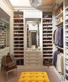 Interior Inspiration: Closet Space