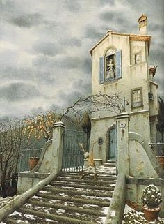 sfavillandofavole: Pinocchio - Roberto Innocenti