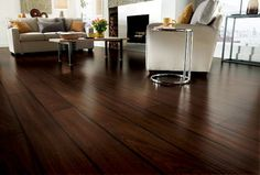 after pergo laminate flooring walnut | From The Ground Up! | thelotteryhouse