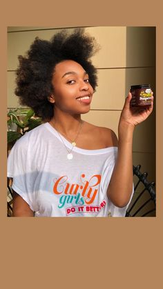 Curly Hair Tips, Curly Hair Styles, Natural Hair Styles, Type 4 Hair, Afro Textured Hair, Kinky, Moisturizer, Moisturiser