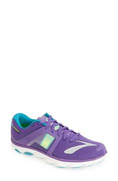 Brooks 'PureFlow 4' Running Shoe (Women) available at #Nordstrom