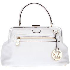 MICHAEL MICHAEL KORS tote bag ($400) found on Polyvore