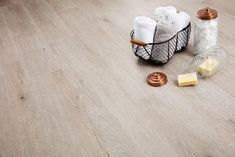 Vinyl Flooring, Kitchen Flooring, Floors Direct, Pebble Grey, Grey Tiles, Living Room Kitchen, Contemporary Interior, Plank, Interior Styling