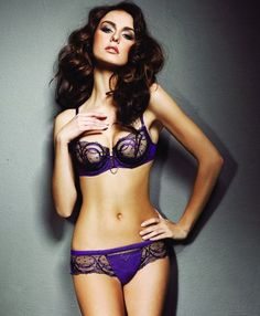 Lisca Lingerie -  Scartlet  bra (A to D cup in limited sizes) and Italian  briefs 1d983f79174