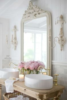 Inspired and romantic living entertaining traveling and decorating in a French Country Cottage in the California countryside.