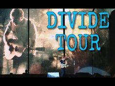 SHOW DO ED SHEERAN   Divide Tour São Paulo