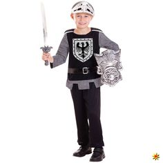Kinder Kostüm Ritter Fritz Outfit, Punk, Material, Style, Products, Fashion, Kid Birthdays, Knight, Middle Ages